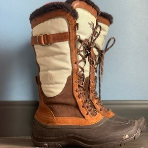 The North Face Winter Boots - Size 7